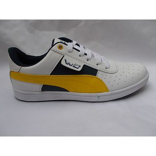 Men's West Code Casual Shoes 803 White