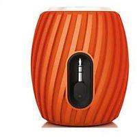 Philips SBA3010 Portable Speaker (Orange)