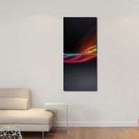 Shaddow Like Modern Wall Art Painting -2 Frames (76x25 Cm) 2Frames0007