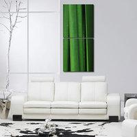 Curtain Modern Wall Art Painting -2 Frames (76x25 Cm) 2Frames0020