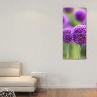 Flower Wall Art Painting -2 Frames (76x25 Cm) 2Frames0034