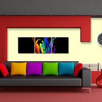 Colors Design Like Modern Wall Art Painting Frames0102