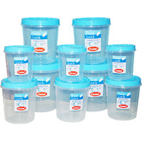 CETHAN 10 PC SET TWIST LOCK KITCHEN CONTAINER @ RPS.1075.00 FREE DELIVERY