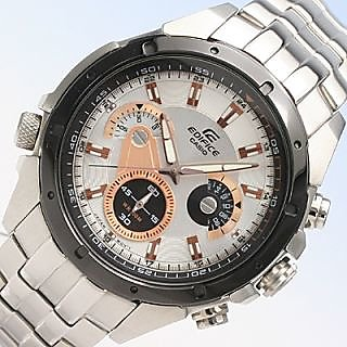 CASIO EDIFICE EF 535D 7AV CHRONOGRAPH WATCH FOR MEN WITH 1 YEAR WARRANTY
