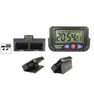 LCD Clock For Car / Office + Self Fix + Waranty + Lowest Price- Buy 3 Get 1 FREE- Buy 5 Get 2 FREE-Buy 8 Get 4 FREE