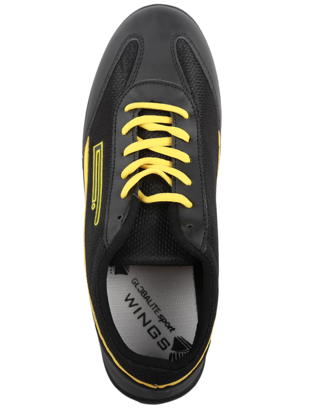 whole sale kitchen cabinets globalite mens rage black yellow casual shoes gsc0415 29227