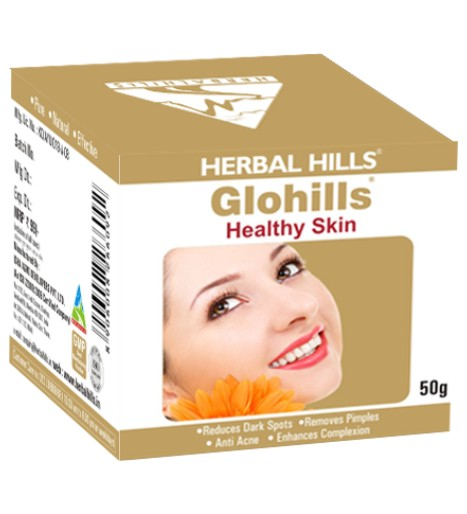 Herbal Skin Glowing Cream - GL609