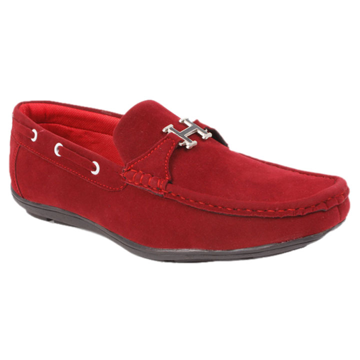 Bacca Bucci Cool Red Loafers