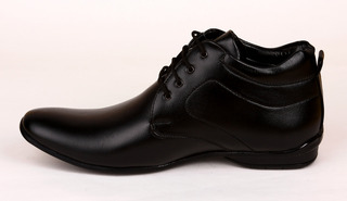Bacca Bucci Laced Black Derby Shoes