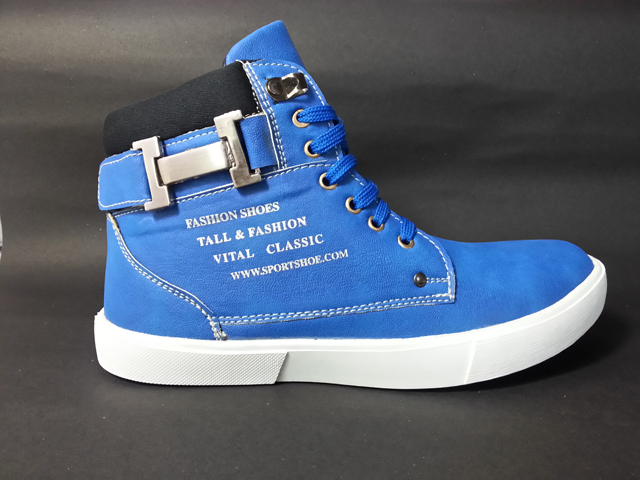 ADIFAST HIGH ANKLE BASKETBALL SHOES BLUE: Buy Online from ...