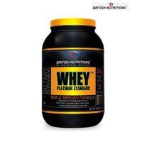 [British Nutritions Whey Platinum Standard Choclate]