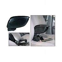 AutoSun Autosun Car Armrest Console Black- For All Cars