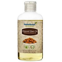 Healthbuddy Herbal Almond Hair Oil 200 Ml