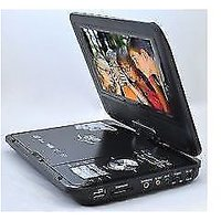 Victor 7.8 Inches 3D Portable DVD Player