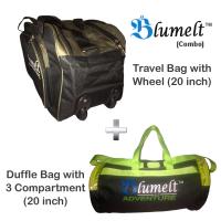 Blumelt Stylish Travel Bag Combo