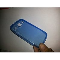 Ultra Thin Transparent Back Cover For Samsung Galaxy Core/i8262