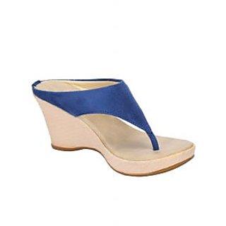 Awssm Fashion Wedge Slipper 6277_Awssm_Blue