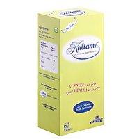 Kaltame Zero Calorie Sweetner Sachets-60 Sachets(Pack Of 2)