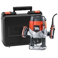 Black&Decker KW900EKA Plunge Router With Kit