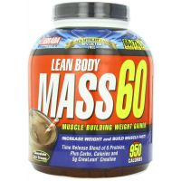 Labrada Nutrition Lean Body Mass 60 Muscle Building Weight Gainer - 2722 G
