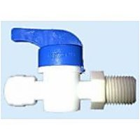 Ball Valve (Plastic) For RO Water Purifier