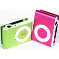 New Mini Clip-on Mp3 Player With Card Slot+USB Cable+Earphone