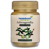 Healthbuddy Herbal Ashwagandha Anti Stress Capsules 2 Packs Of 30 Capsules Each