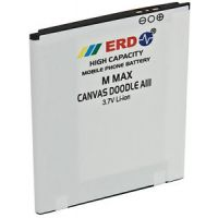 High Capacity ERD Battery FOR MICROMAX CANVAS DOODLE A111