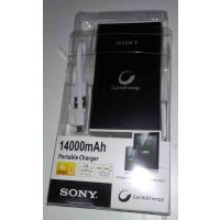 OEM Sony Power Bank 14000 Mah With LED Torch