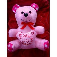 Teddy Bear,Toys,Love,gift,birthday,Soft Valentine,girlfriend,{Length 25 Cms}