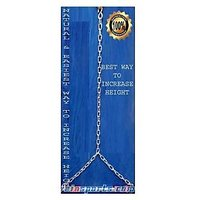 WELKIN Pull Up And Height Increase Hanging Chain 4 Feet Long