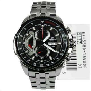 Casio Edifice Ef 558 Chronograph Watch For Men Buy First Copy