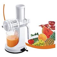 Ganesh Fruit And Vegetable Juicer With Vacuum Base