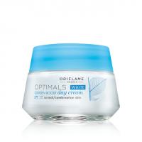 Optimals White Oxygen Boost Day Cream + Night Cream - Each 50ml