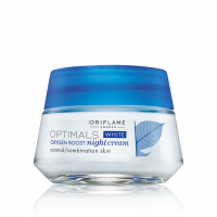 Optimals White Oxygen Boost Night Cream - 50ml