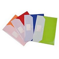 Double Pocket Document Bag Pack Of 10