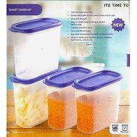 Tupperware Smart Savers #4 (2.3 Ltr) Storage Containers (Set Of 4)