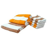 2 Large/Bath & 4 Face Towels Set (JJOB1006)