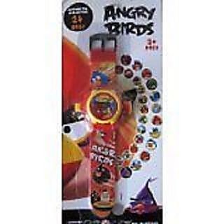 ANGRY BIRD 24 IMAGE PROJECTOR WATCH GIFT TOY FOR KID