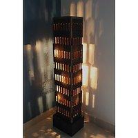 Sierra Brown Floor Lamp Sylvn Studio - SI1353