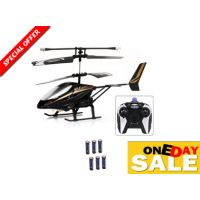 V-Max 2 CH Remote Control Helicopter With Freebies With Free Shipping