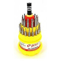 Jackly 31 In 1 Screw Driver Set