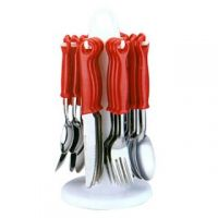 Cutlery Set - Set Of 24 Pcs