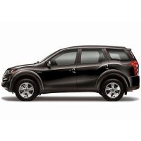 Car Side Beading For Mahindra XUV 500  Volcano Black Colour