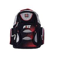 Fitz Black Red Back Pack 414 RD