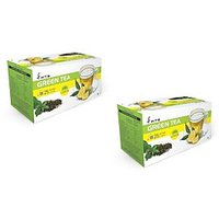 Green Tea - Green Tea Lemon 50 Green Tea Bags/ 2 Boxes