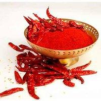 Red Chilly Powder ( Kashmiri ) 500 Gms + Turmeric Powder 500 Gms