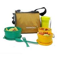 Varmora Elegant Lunch With Bag - 72283964