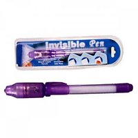 Invisible Ink Pen Set Of 4 Pens