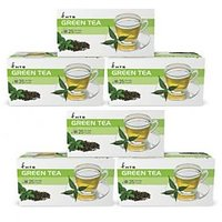 Green Tea - Natural And Herbal Green Tea 150 Green Tea Bags/ 6 Boxes